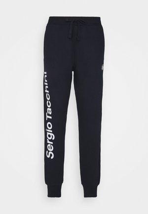 NIZARD PANT - Teplákové kalhoty - navy/white