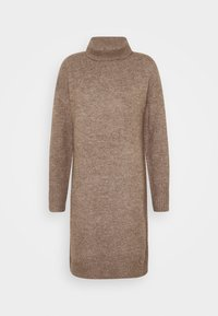 Anna Field - Jumper dress - light brown melange - 4