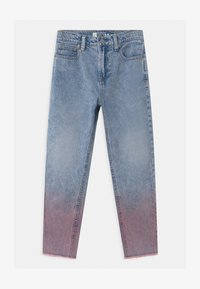 GAP - GIRLS MOM - Relaxed fit jeans - pink - 0