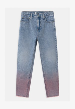 GIRLS MOM - Jeans baggy - pink