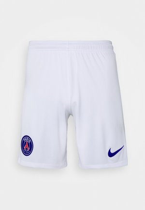 PARIS ST GERMAIN SHORT - Sports shorts - white/old royal