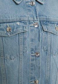 Guess - ADELYA JACKET - Denim jacket - light-blue denim - 2