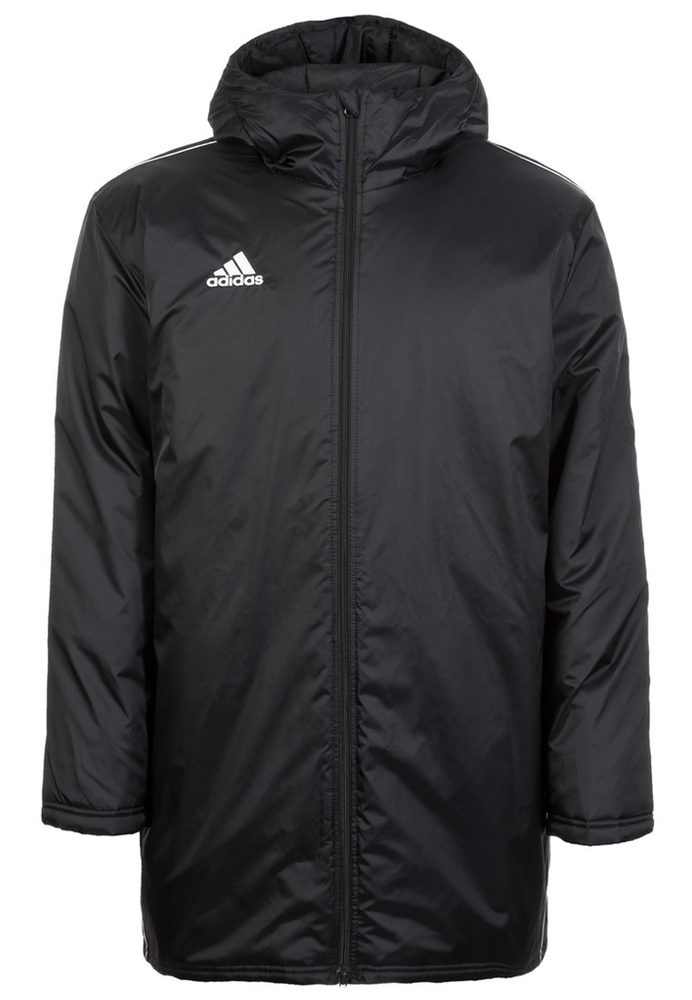 CORE 18 STADIUM JACKET Regnjacka blackwhite