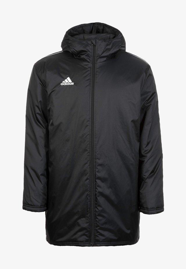 CORE 18 STADIUM JACKET - Waterproof jacket - black/white
