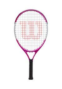 "Wilson - WILSON MÄDCHEN TENNISSCHLÄGER ""ULTRA PINK 21"" BESAITET - Badminton racket - pink (315) - 0"