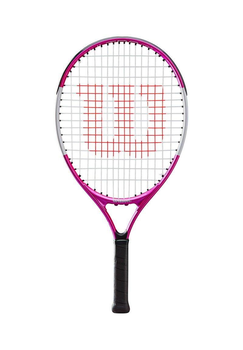 "Wilson - WILSON MÄDCHEN TENNISSCHLÄGER ""ULTRA PINK 21"" BESAITET - Badminton racket - pink (315)"