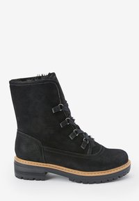 Next - FOREVER COMFORT® - Lace-up ankle boots - black - 0