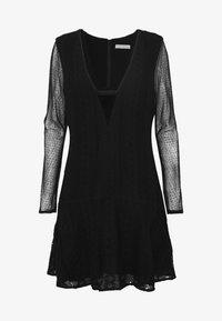 Stevie May - GALLERY MINI DRESS - Denní šaty - black - 5