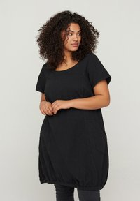Zizzi - Day dress - black - 0