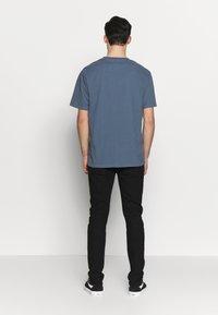 D-STRUCT - PHAEDRA - Slim fit jeans - black - 2