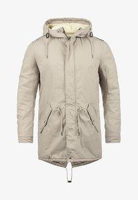 Solid - DARNELL - Winter coat - sand - 2