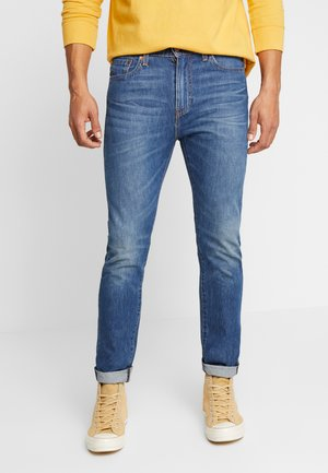 510™ SKINNY - Jeansy Skinny Fit - dark-blue denim