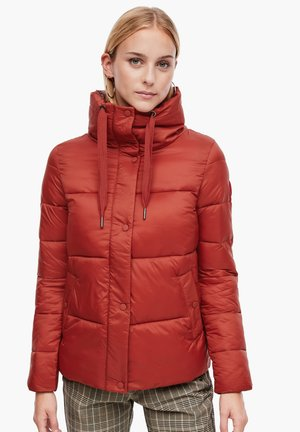 JAS - Down jacket - red