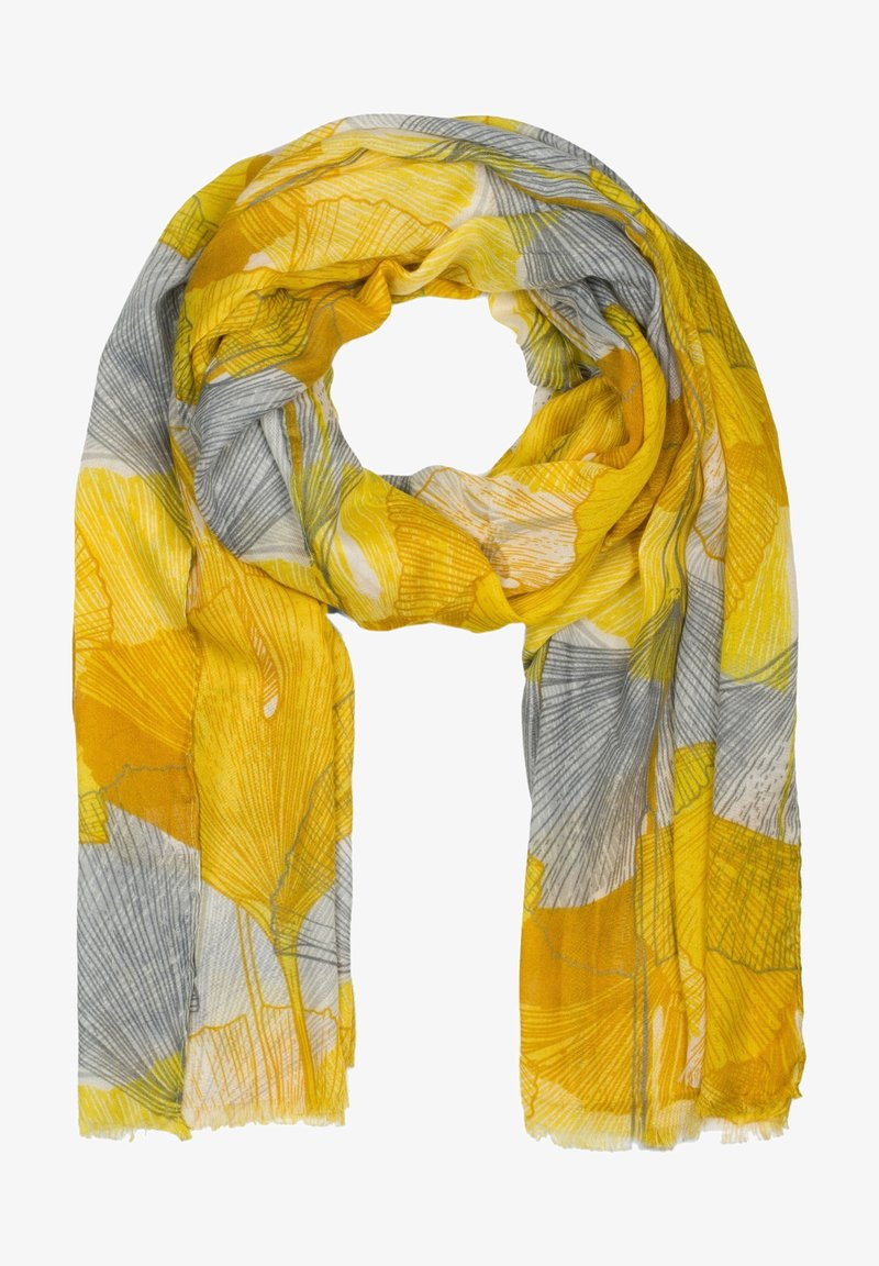 STYLEBREAKER - Scarf - gelb grau