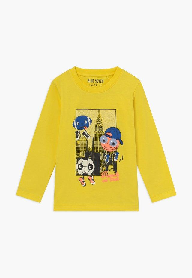 KIDS CITY 3D EYES INTERACTIVE - Maglietta a manica lunga - gelb