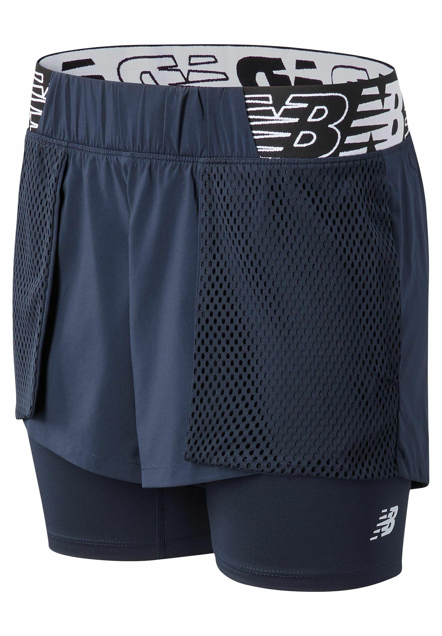 Donna RELENTLESS SHORT - Pantaloncini sportivi