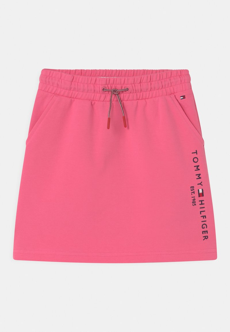 Tommy Hilfiger - ESSENTIAL - Minisukně - exotic pink