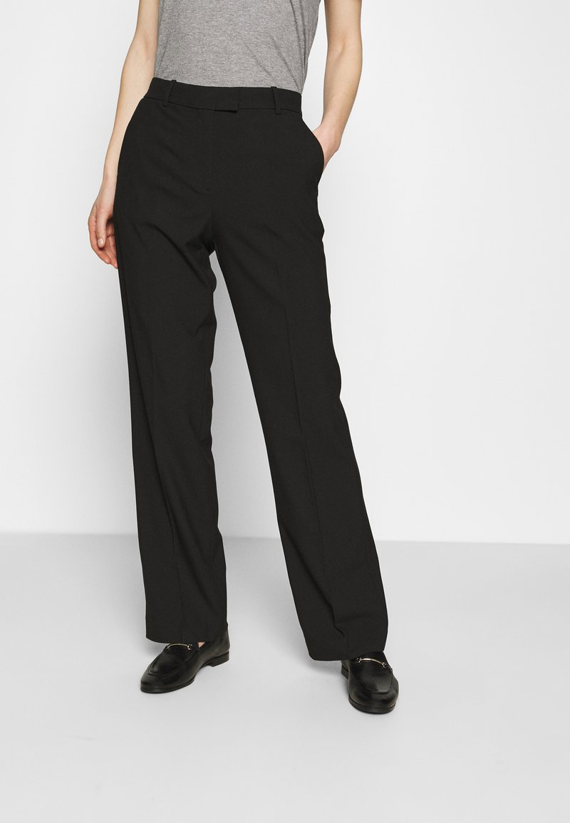 someday. - CRIS CLASSIC - Trousers - black