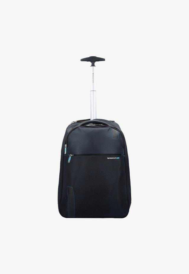 Wheeled suitcase - nero