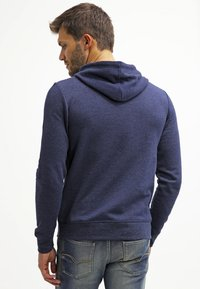 Pier One - Sweat à capuche - dark blue melange - 2