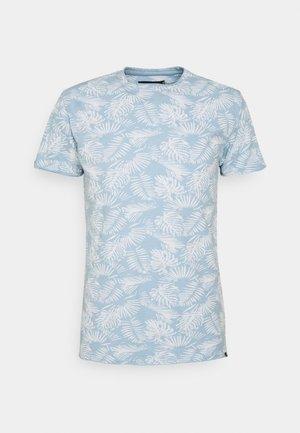 KEEN - Camiseta estampada - blue wave