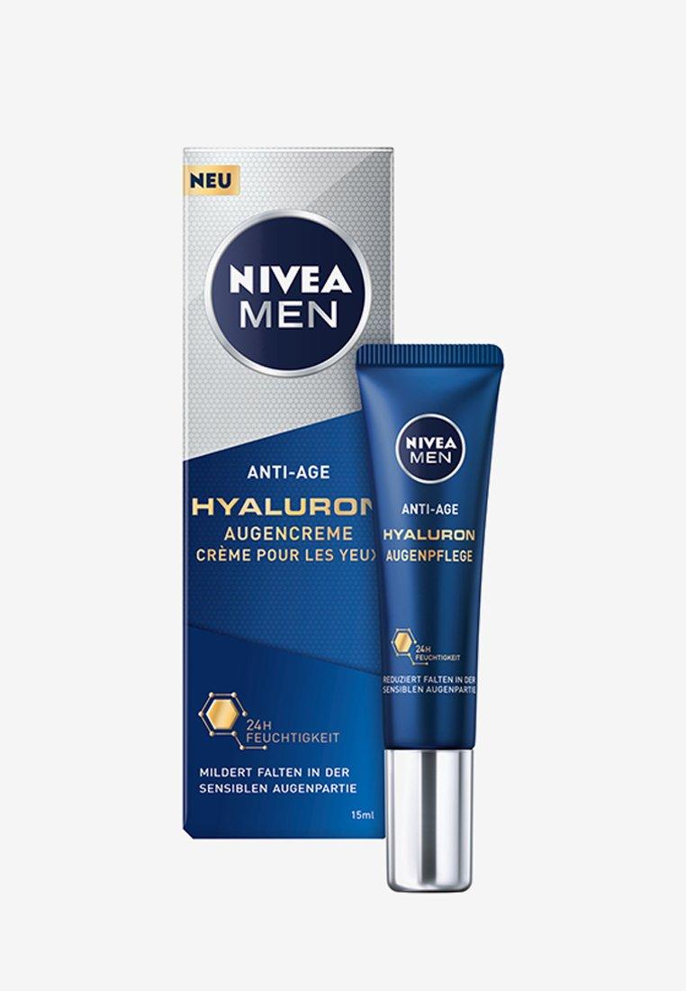 Nivea Men - ANTI-AGE HYALURON EYE CREAM - Eyecare - -