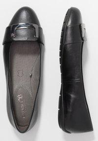 Caprice - Ballet pumps - black - 3