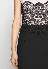Apart - COLORBLOCKING DRESS - Robe de soirée - black - 6