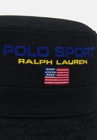 Polo Ralph Lauren - BUCKET HAT UNISEX - Hat - black - 2