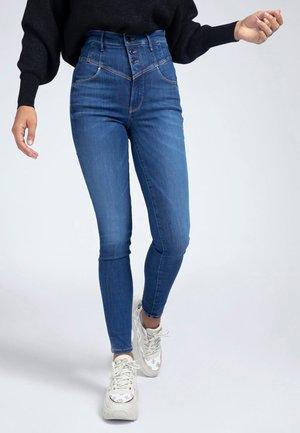 Jeans Skinny Fit - blau