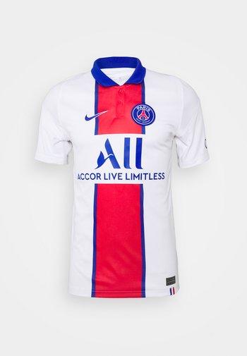 PARIS ST GERMAIN - Club wear - white/old royal