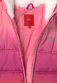 s.Oliver - Winter jacket - red - 3