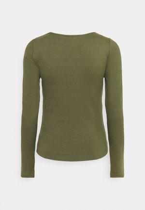VMJANET ASSYM - Camiseta de manga larga - ivy green