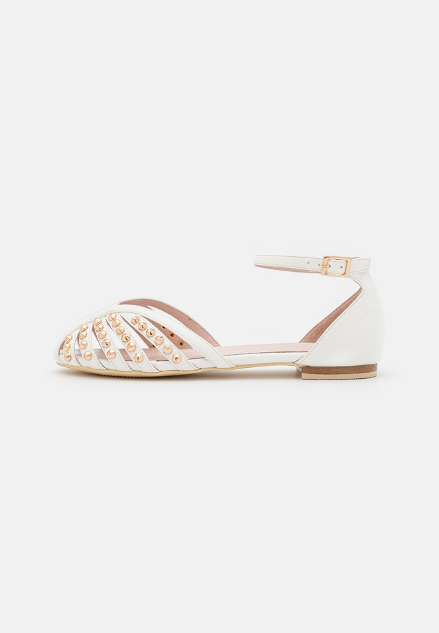 Sandales - bianco