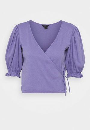 ULLA  - Triko spotiskem - lilac purple medium dusty