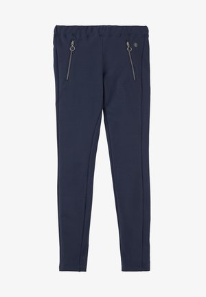 Leggings - Trousers - peacoat|blue