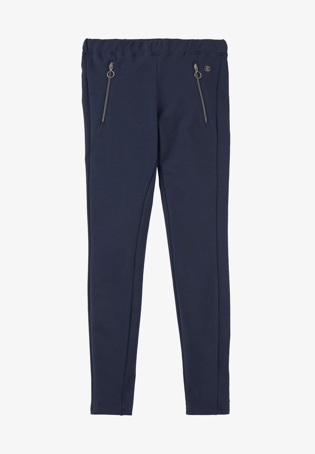 Leggings - Trousers - peacoat|blue