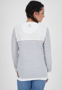 alife & kickin - Long sleeved top - white - 2