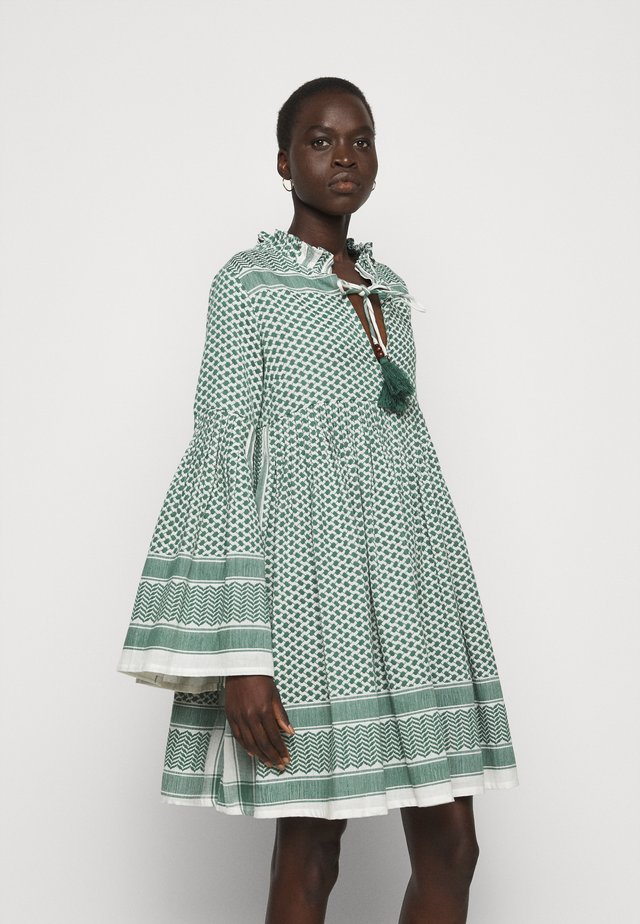 SOUZARICA - Sukienka letnia - pepper