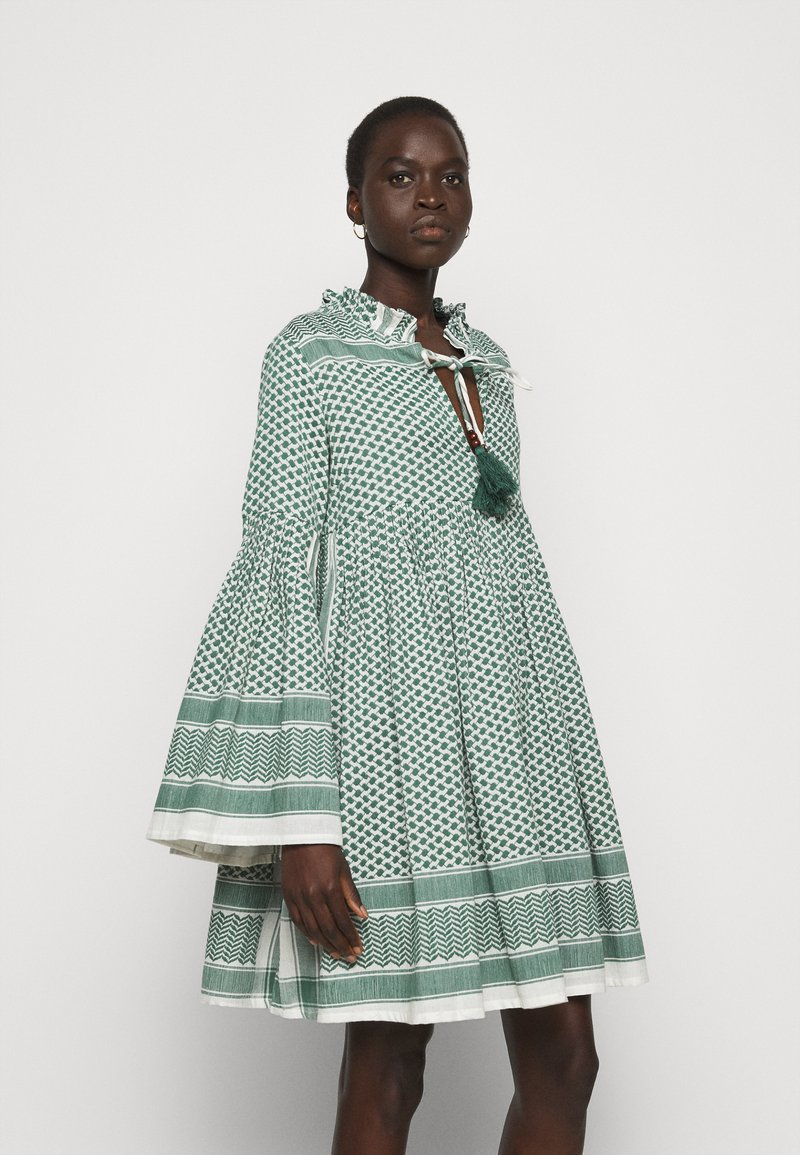 CECILIE copenhagen - SOUZARICA - Day dress - pepper