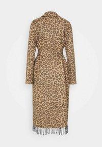 TWINSET - Classic coat - noce/tabacco - 1