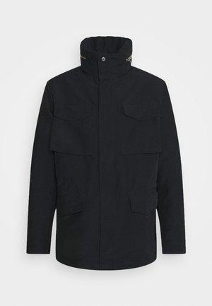 FIELD JACKET - Krátký kabát - black