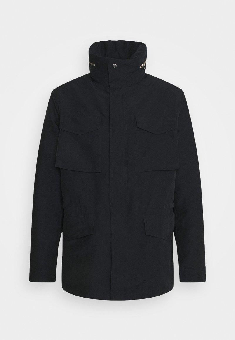 NN07 - FIELD JACKET - Short coat - black