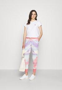 Polo Ralph Lauren - ANKLE ATHLETIC - Pantaloni sportivi - desert rose - 1