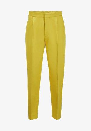 Chinos - yellow