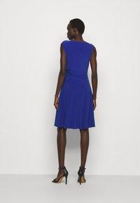 Lauren Ralph Lauren - MID WEIGHT DRESS - Trikoomekko - sporting royal - 2