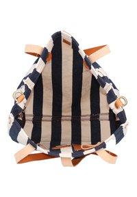 Campomaggi - Handbag - naturale-righe blu-st.nera - 4
