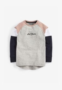 Next - LONG SLEEVE - Long sleeved top - grey - 0