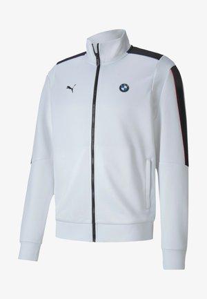 Training jacket - puma white