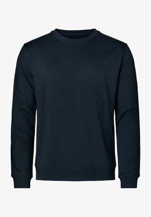 BAMBOO - Sweatshirt - blue